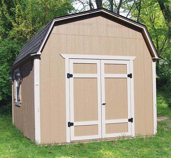 Sutherlands storage shed packages for Sutherlands building packages