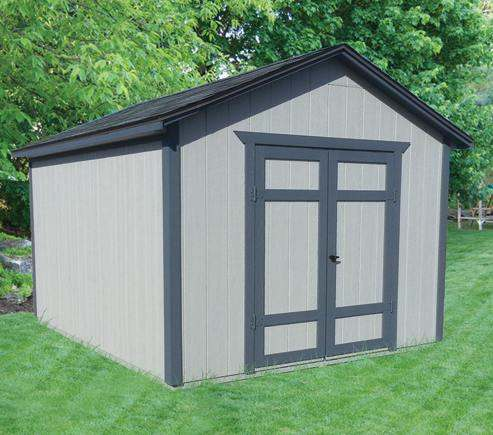 Comanche storage building packages at sutherlands for Sutherlands home kits
