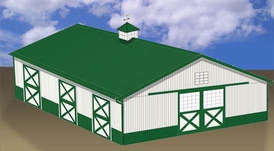 Belmont Barn