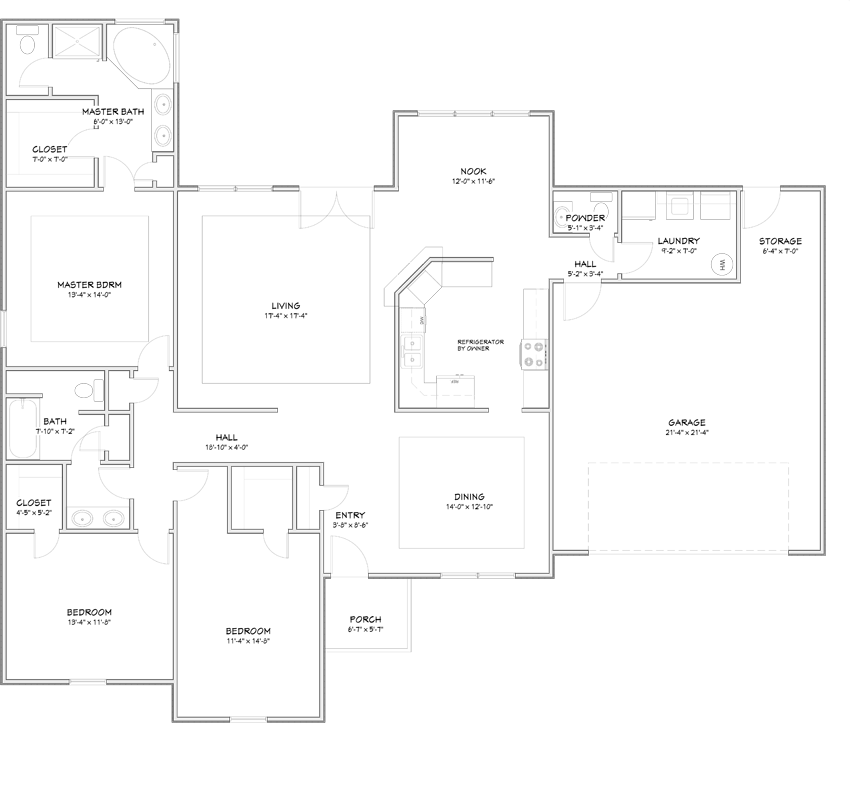 Sutherlands House Plans The Grand Complete Home Package