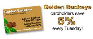 Use Your Golden Buckeye Card