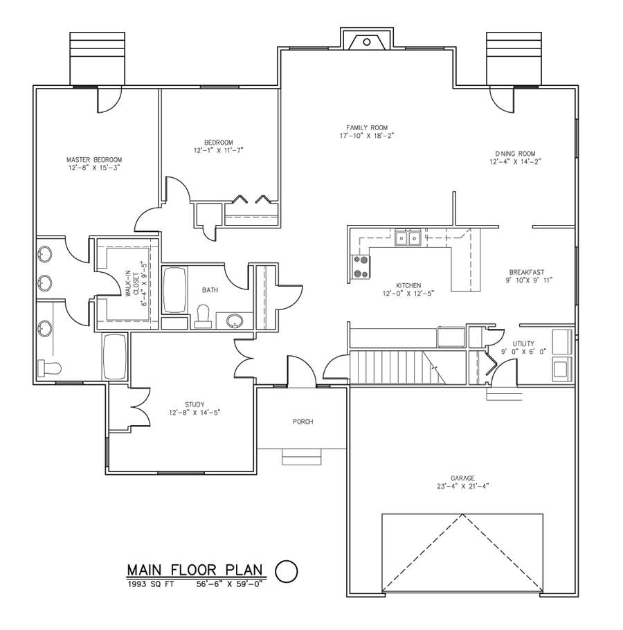 The Camelot Home Package 3 Bedroom 2 Bath Sutherlands