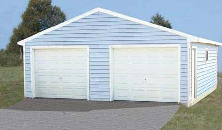 Sutherlands cimarron garage packages for Sutherland garage