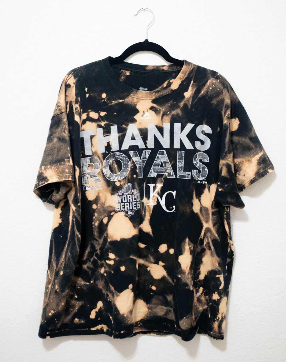 Dyed shirt 1