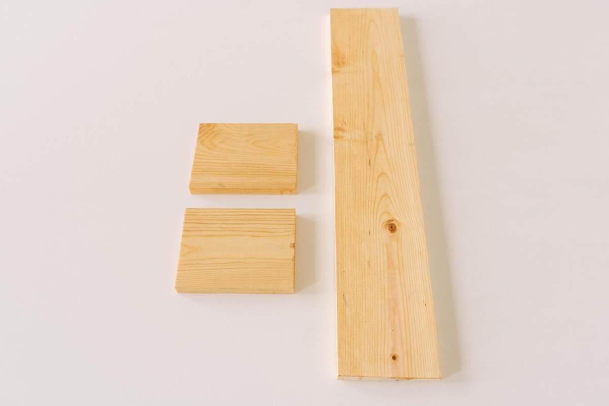 Pre-cut boards