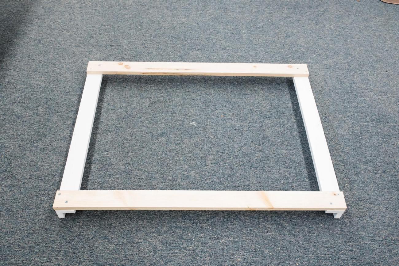 frame primered