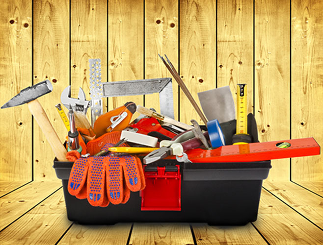 How to Care for Your Tools