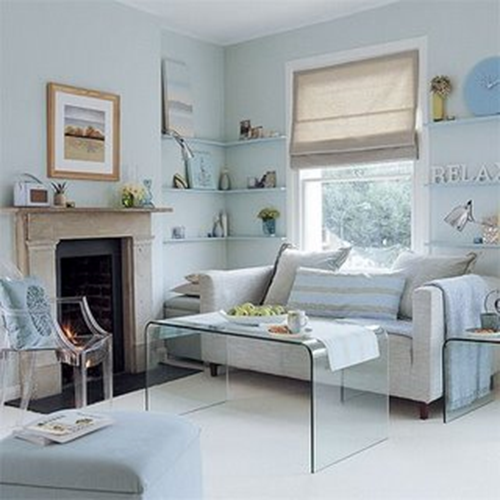 How to make a small room seem larger sutherlands blog - How to make a small space look bigger ...