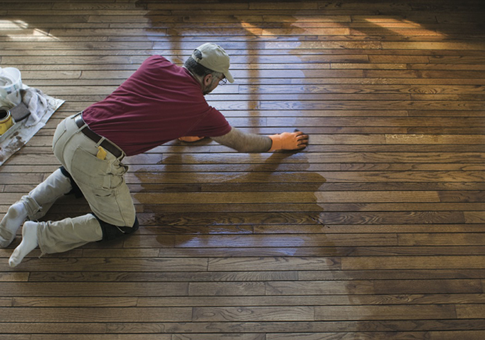 How to Refinish Hardwood Flooring