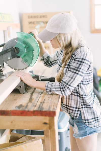 Katie Lamb cutting board