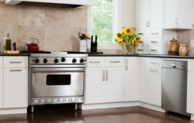 Photo: How to Choose the Right Kitchen Floor