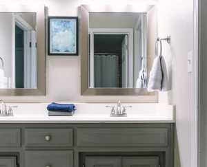 Photo: Bathroom Makeover!