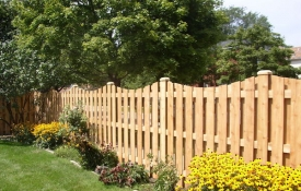 Photo: How to Choose the Right Fence