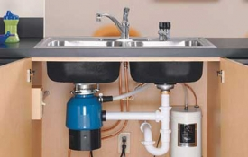 Photo: How to Keep Your Garbage Disposal Clean and Working