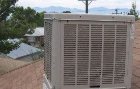 Photo: How to Air Balance Your Evaporative Cooler