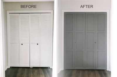 Photo: DIY Bifold Doors