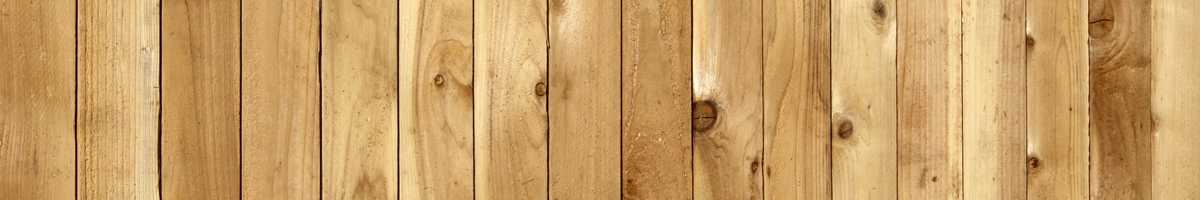 Fence Boards and Pickets