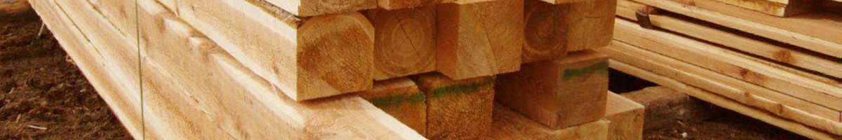 Dimensional Cedar Lumber