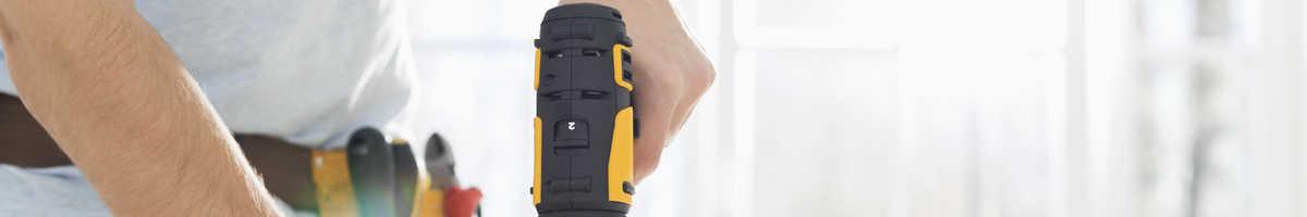 Cordless Drills & Drivers