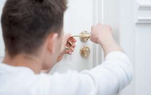 Keep your home secure with locksets from Sutherlands. We carry deadbolts, handlesets, lockset parts and repair, and more.