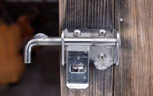 Gate & Shed Hardware