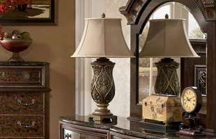 Lamps from top manufacturers for your home can be found at your local Sutherlands store.