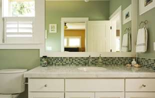 Sutherlands carries vanities and medicine cabinets, bathroom mirrors, accessories and hardware for your bathroom.