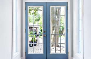 Get patio doors for your home from Sutherlands Home Improvement, in several different styles and sizes.
