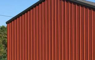Agricultural Roofing & Siding