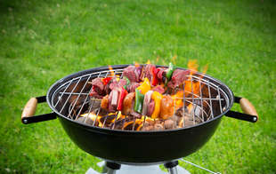 Everything you need for outdoor cooking including sauces, charcoal, grills and more are at Sutherlands.