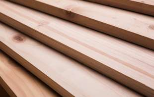 Sutherlands carries boards of all sizes and types of wood.