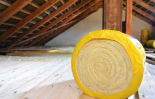 Sutherlands carries several types of insulation including blow-in, foam board, rolled and batt insulation.