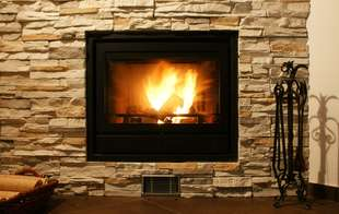 Sutherlands carries all types of fireplaces as well as the accessories you need.