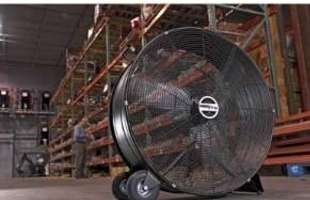 Fans of all kinds, including attic fans, industrial fans and more can be found at Sutherlands.