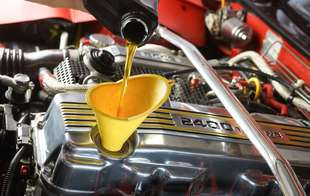 Everything you need to change your oil and keep your car running including lubricants and fluids are available at Sutherlands.