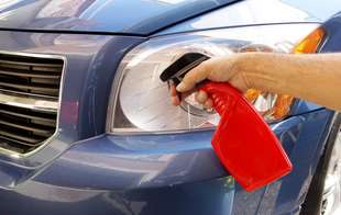 Keep your car spotless and clean with Sutherlands selection of automotive cleaners and waxes.