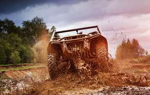 Get UTVs and accessories for off-roading from Sutherlands.