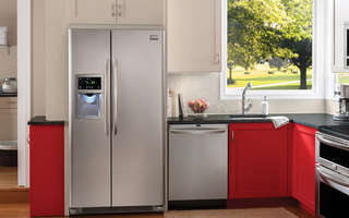 Sutherlands has refrigerators from top manufacturers and in many different styles. Shop appliances online with Sutherlands.
