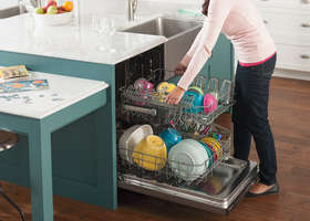 Sutherlands carries a selection of dishwashers to fit any budget. Shop Sutherlands online for all of your home appliances.