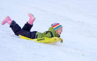 Snow Toys Sleds & Toboggans
