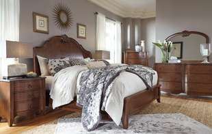 Sutherlands carries mattresses, bed frames, headboards and more to furnish your bedroom.