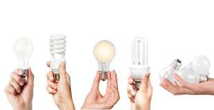 Sutherlands has a wide selection of light bulbs including fluorescent, halogen and LED light bulbs.