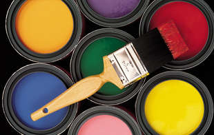 Paint Department