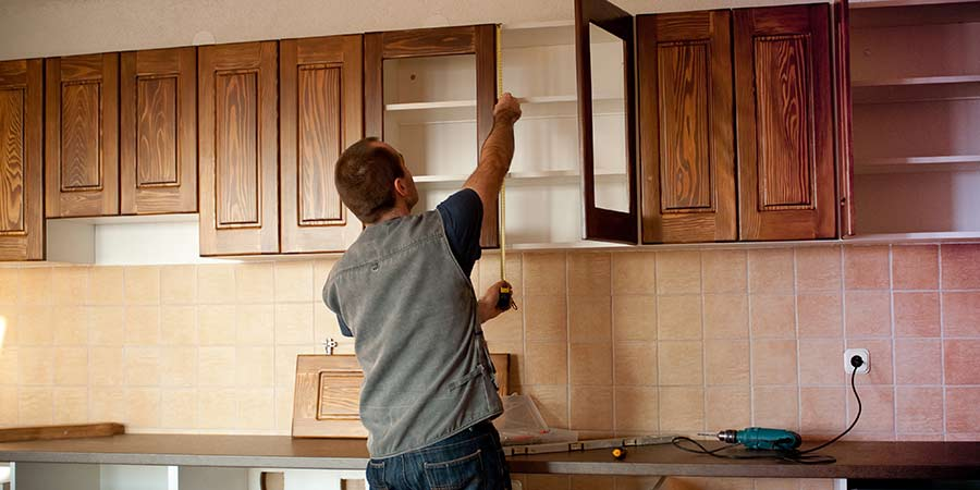 sutherlands has many options for high quality kitchen and bathroom cabinets at competitive prices