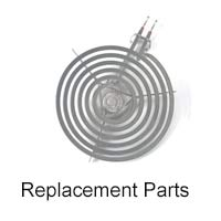 Sutherlands carries replacement parts for all types of major household appliances.