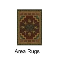 Sutherlands has many decorative area rugs to choose from when decorating your home.