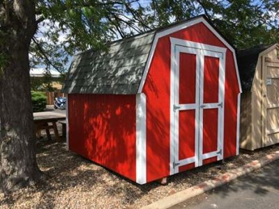 Custom Design Storage Sheds