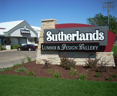 Sutherlands in Fort Collins has evolved into a comprehensive building materials and home design facility