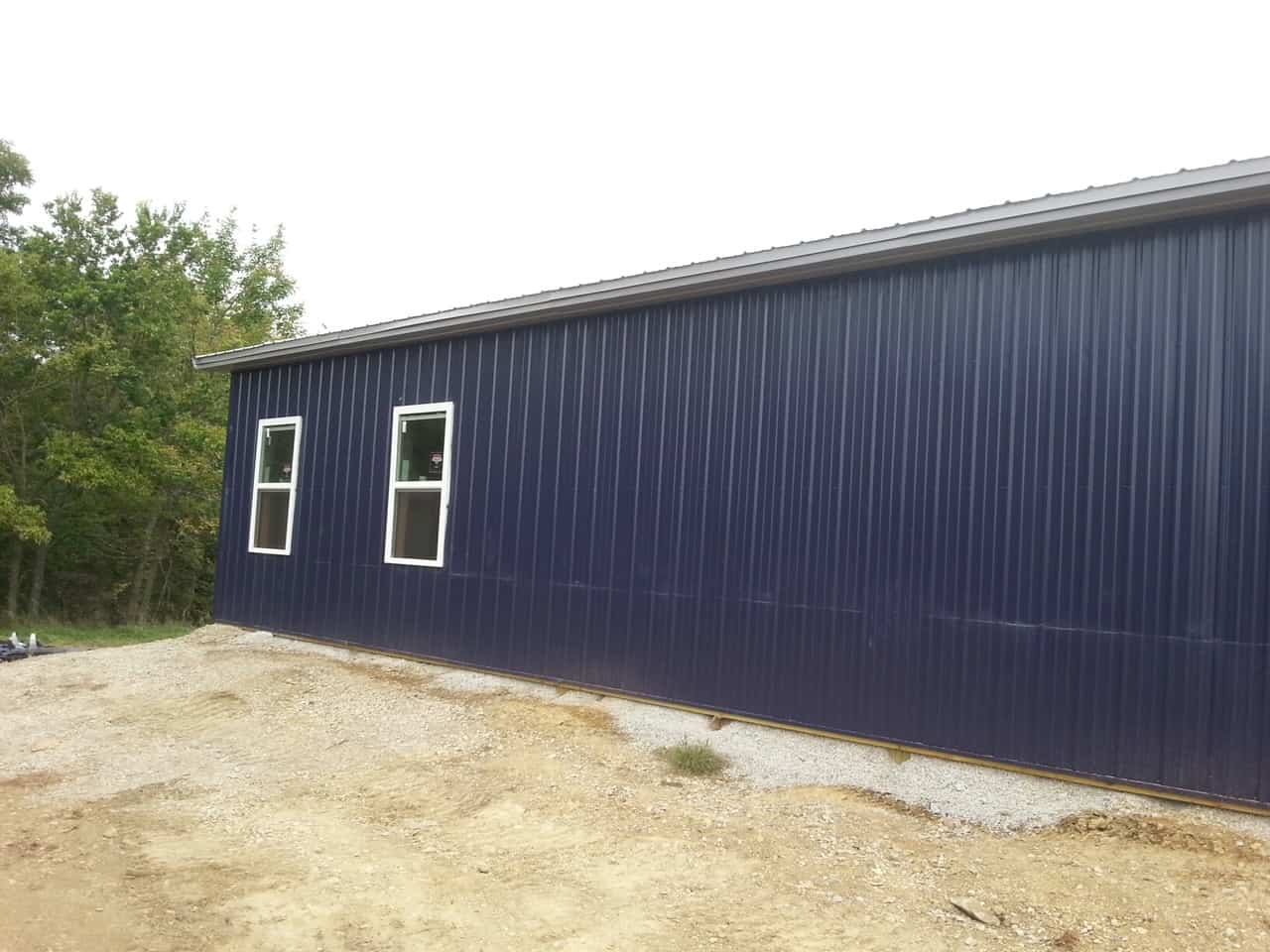 Sutherlands Post Frame Building