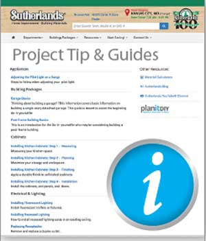 projectTips home improvement stores local hardware & building supplies  at gsmx.co